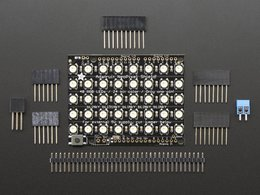 Adafruit neopixel shield 40 rgbw coo 6312494845