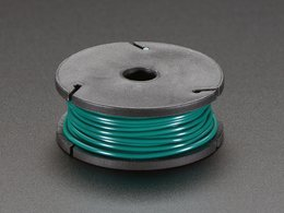 Solid core wire spool 25ft 22awg g 6088461827