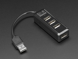 Usb mini hub with power switch 9295091474