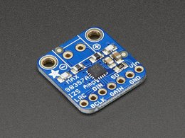 Adafruit i2s 3w class d amplifier breako 8672146190