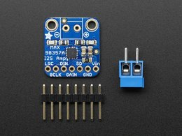 Adafruit i2s 3w class d amplifier breako 4213635609
