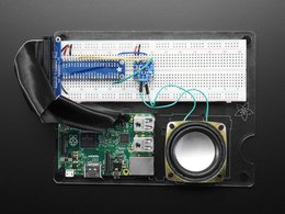 Adafruit i2s 3w class d amplifier breako 3847834692