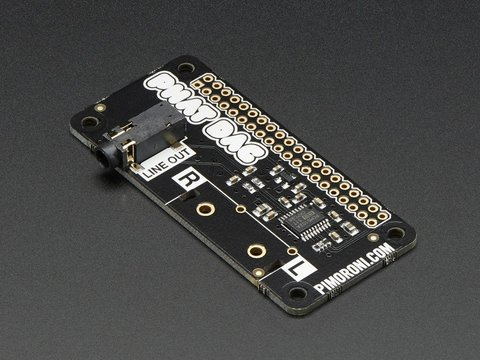 Pimoroni pHAT DAC for Raspberry Pi Zero