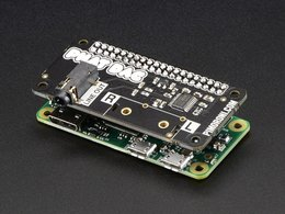 Pimoroni phat dac for raspberry pi zero 2537190022