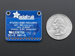 Adafruit atwinc1500 wifi breakout with u 2717739951