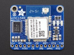 Adafruit atwinc1500 wifi breakout with u 8574946900