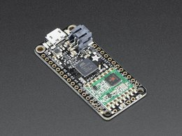 Adafruit feather 32u4 with rfm69hcw pack 5222030994