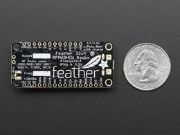 Adafruit feather 32u4 with rfm69hcw pack 6531709687