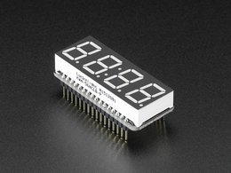 Adafruit 0 dot 56 4 digit 7 segment feather 6925277852