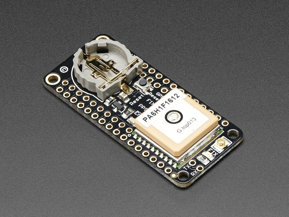 Adafruit ultimate gps featherwing 381532219