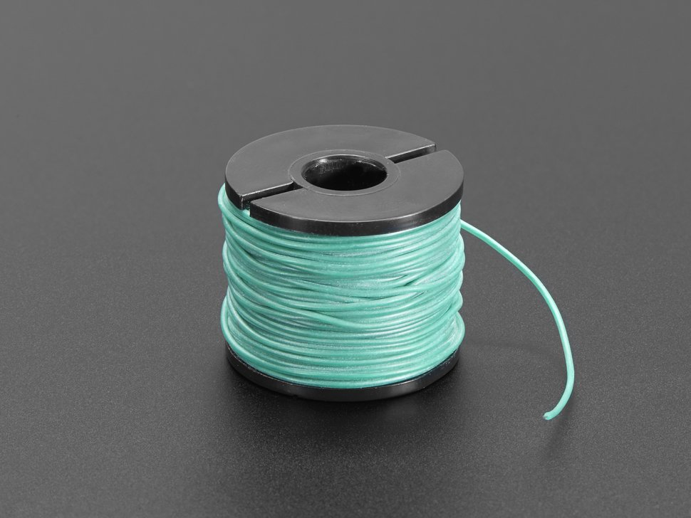 Silicone cover stranded core wire 50ft 1888689500