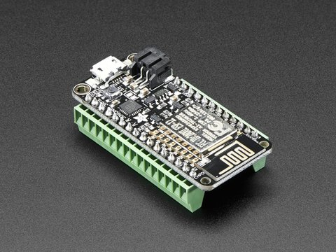 "Feather 0.1"" Pitch Terminal Blocks"