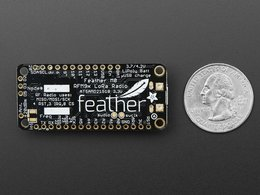 Adafruit feather m0 with rfm95 lora radi 5010758642