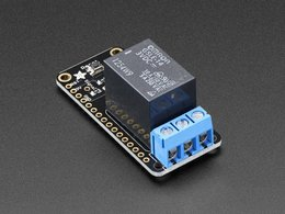 Adafruit power relay featherwing 3430357220