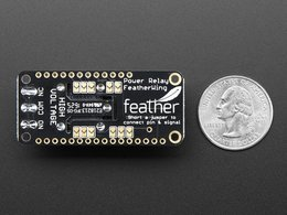 Adafruit power relay featherwing 7741849735