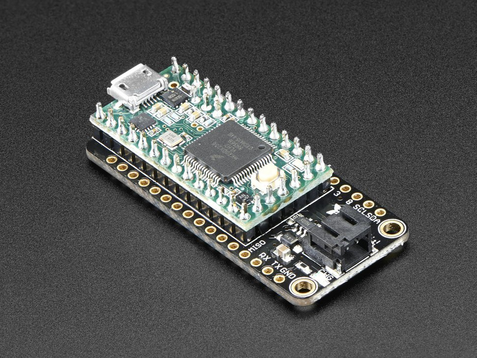 Teensy 3 dot x feather adapter 9136426030