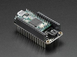Teensy 3 dot x feather adapter 4935409944
