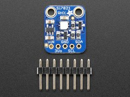 Adafruit si7021 temperature and humidity s 1520693875