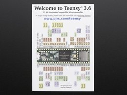 Teensy 3 dot 6 without headers 7633140951