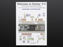 Teensy 3 dot 5 without headers 4908589773