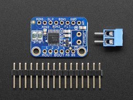 Adafruit drv8833 dc slash stepper motor driver 5963854173