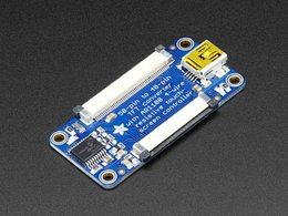 Adafruit TFT 50pin to 40pin + AR1100 Touchscreen Adapter