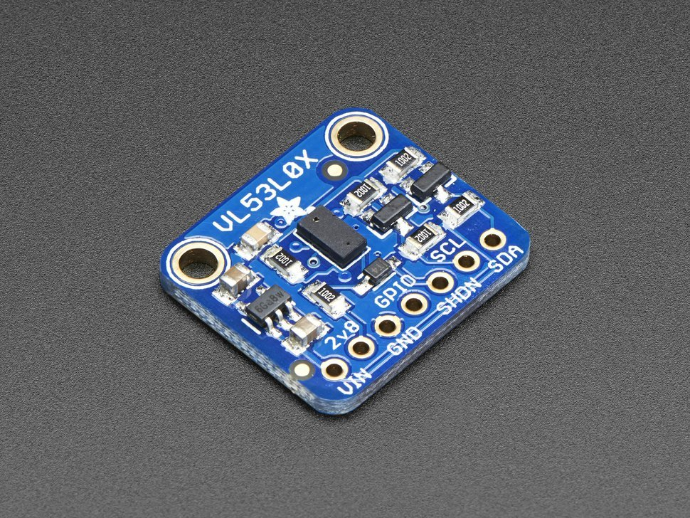 Adafruit vl53l0x time of flight distance 7470583135