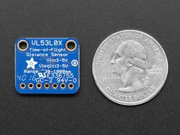 Adafruit vl53l0x time of flight distance 7693010904