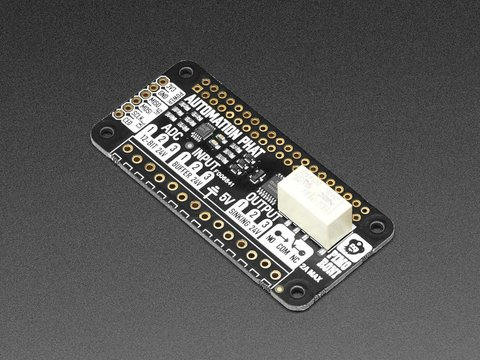 Pimoroni Automation pHAT for Raspberry Pi Zero
