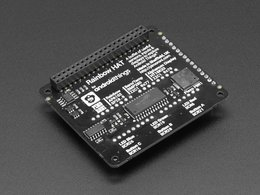 Pimoroni rainbow hat for android things 5717586928