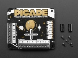 Pimoroni picade hat for raspberry pi 2548968762