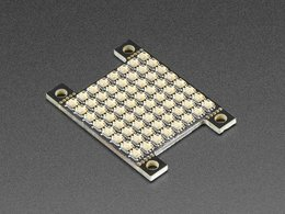 Adafruit dotstar high density 8x8 grid 5463894320