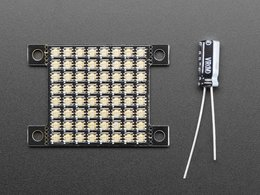 Adafruit dotstar high density 8x8 grid 3388329048