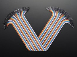 Premium female slash female jumper wires 40 1068087120