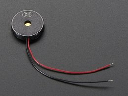 Small enclosed piezo w slash wires 5077289173