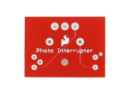 Sparkfun photo interrupter breakout boar 1274255068