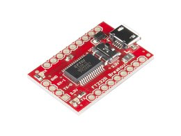 Sparkfun usb to serial breakout ft232r 9564738312
