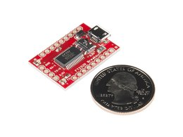Sparkfun usb to serial breakout ft232r 53517446