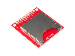 Sparkfun sd slash mmc card breakout 8469145955