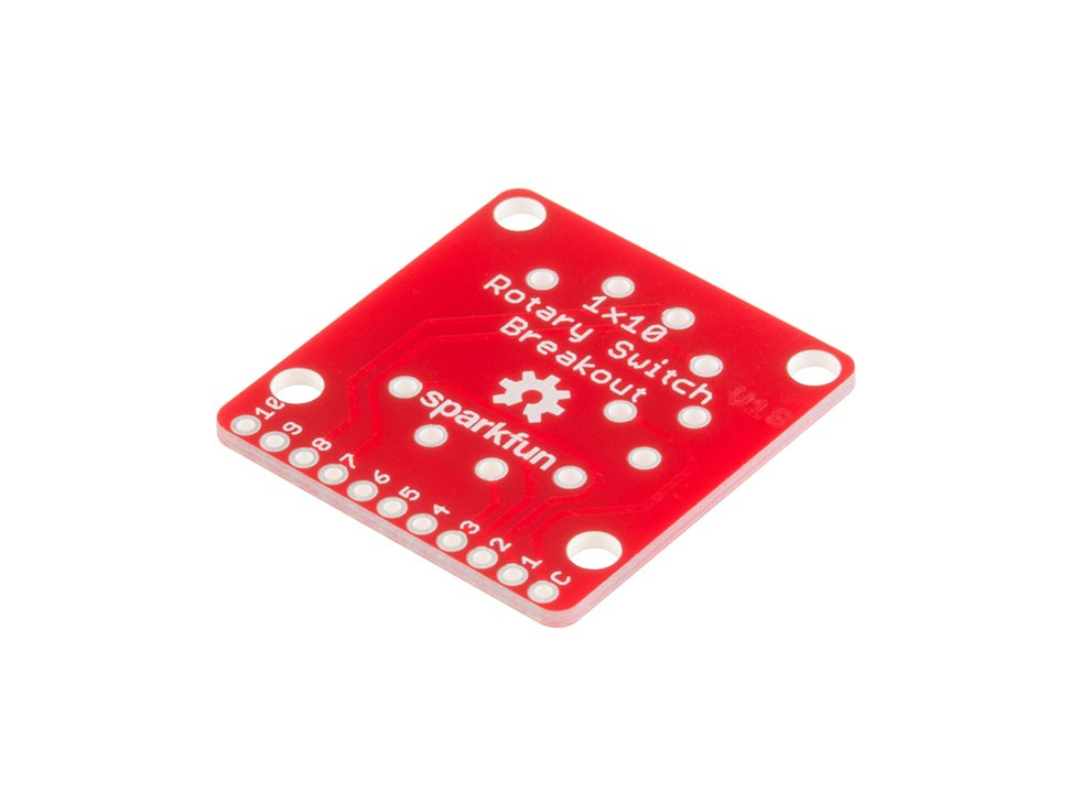 Sparkfun rotary switch breakout 5952998252