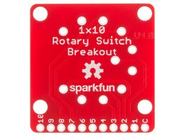 Sparkfun rotary switch breakout 1519658365