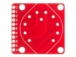 Sparkfun rotary switch breakout 1215528219