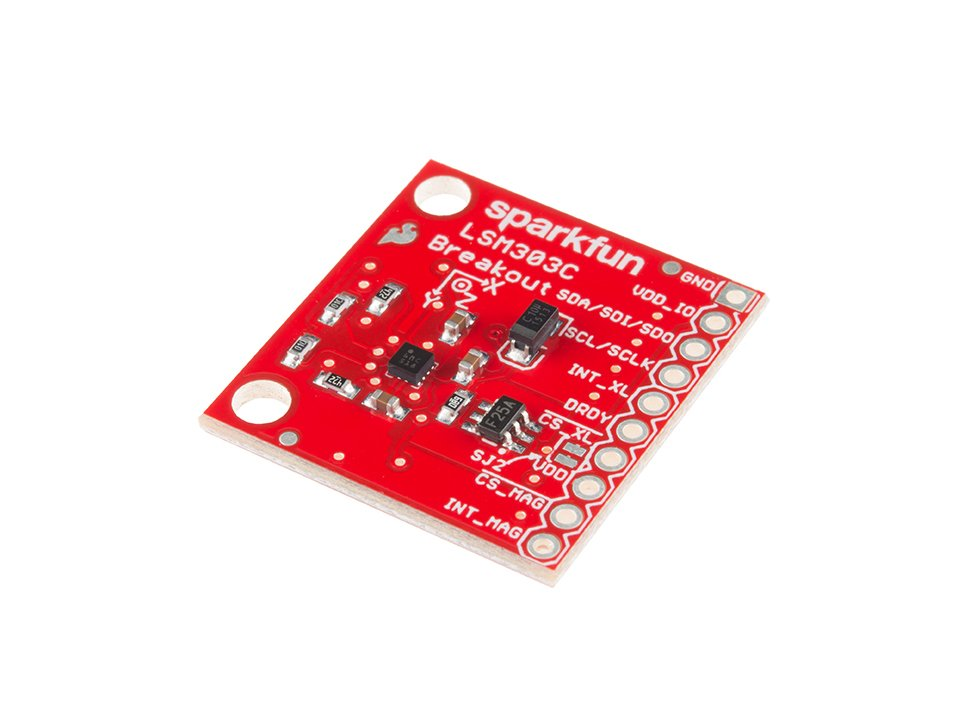 Sparkfun 6 degrees of freedom breakout 1000003081