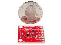 Sparkfun 6 degrees of freedom breakout 3037242160