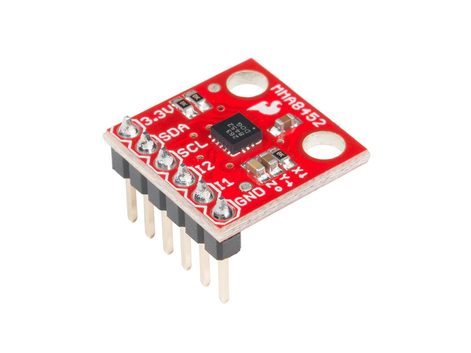 Sparkfun triple axis accelerometer break 5437603562