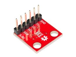 Sparkfun triple axis accelerometer break 4238380881