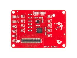 Sparkfun block for intel r edison 9 deg 3036054748