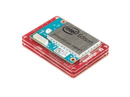Sparkfun block for intel r edison 9 deg 1812134021