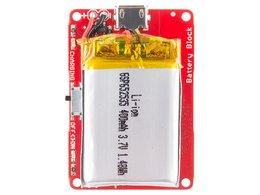 Sparkfun block for intel r edison batte 2856226612