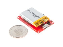 Sparkfun block for intel r edison batte 5384669381